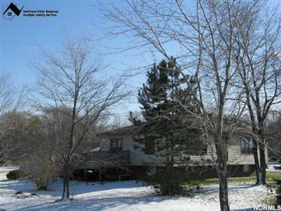 6308 St. Rt. 60, Florence Twp., Ohio 44889, 1.14 Acres, 3 Bedroom Raised Ranch, Many Custom Features, Firelands Schools, Lg Garage, Enclosed Porch