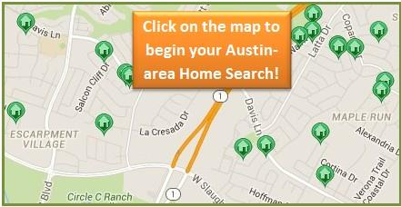 Austin Area Home Search