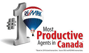 RE/MAX Real Estate - Top Agents In Productivity in Our Real Estate Industry