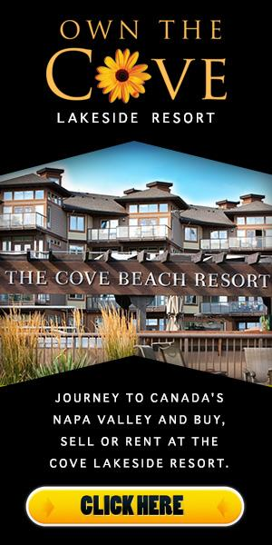 Buy Real Estate at The Cove Kelowna