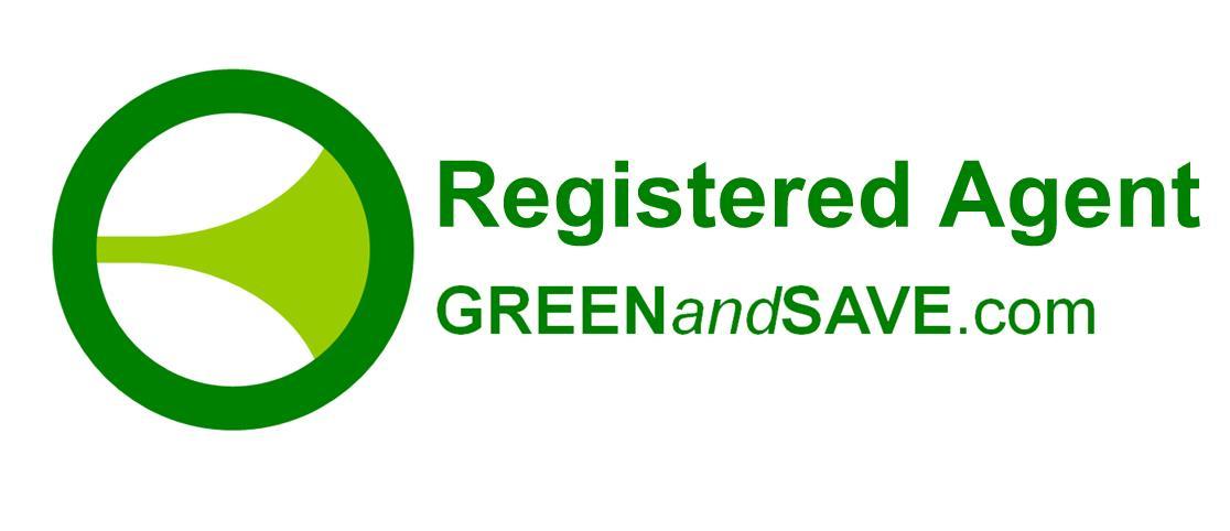 GREENandSAVE.com Registered Agent