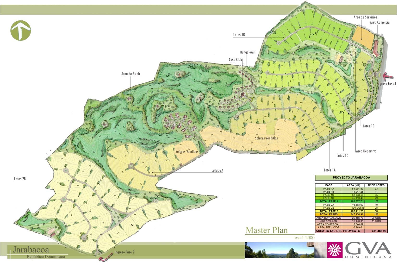Jarabacoa hill top property for sale