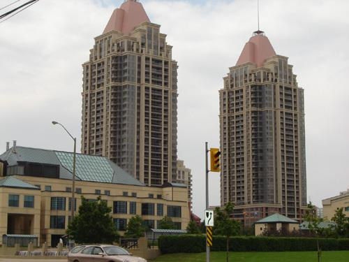 4080 and 4090 Living Arts Dr, Capital Condos Mississauga