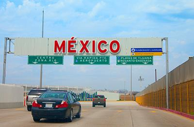 Driving a U.S. Vehicle in Mexico