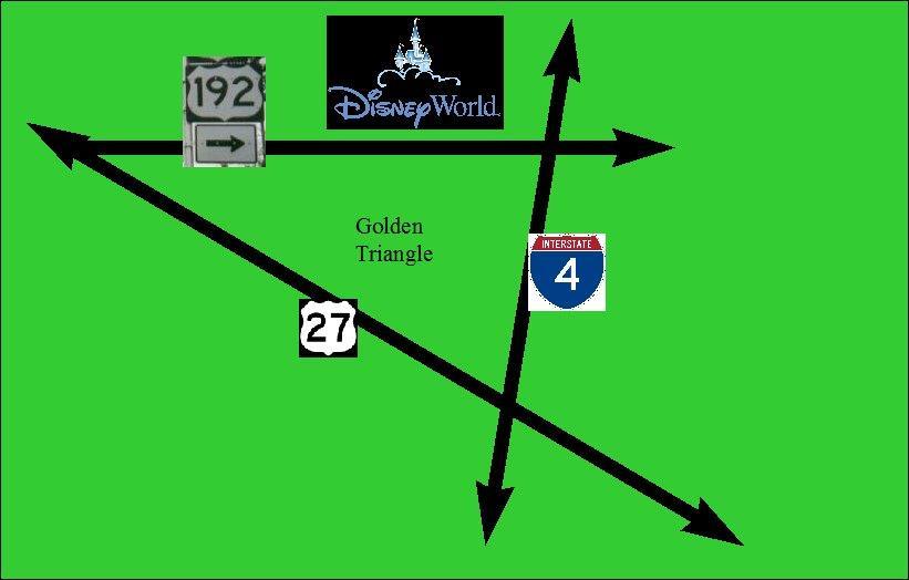 Golden Triangle Vacation Homes Near Disney World