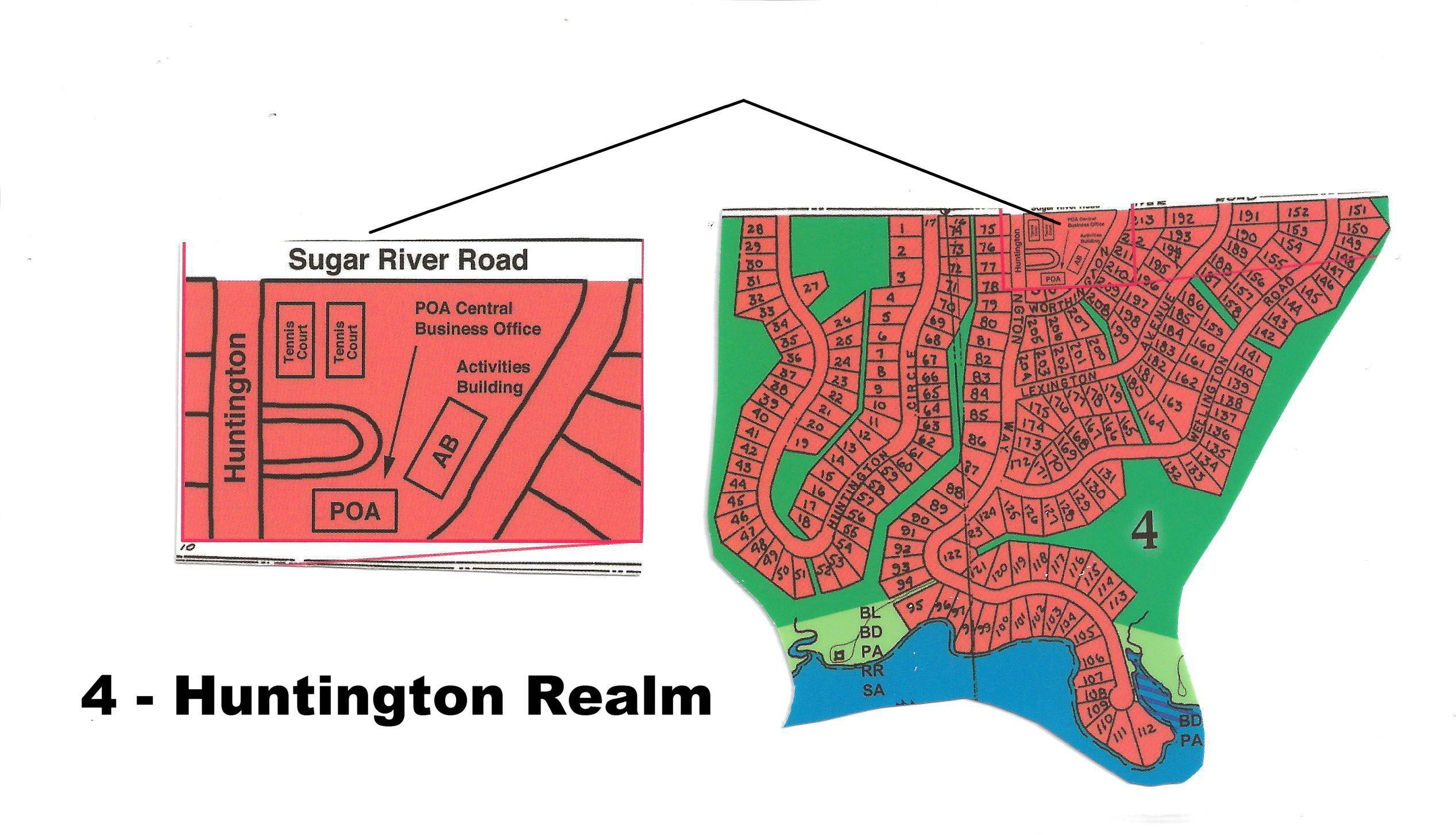 4   - HUNTINGTON REALM (HU)