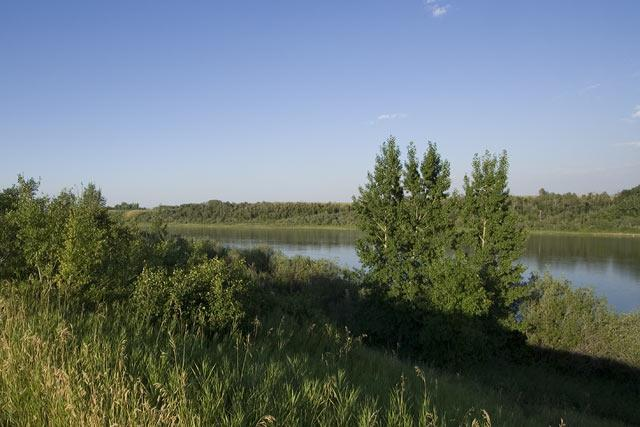 Meewasin Park in Silverwood Heights, Saskatoon