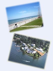 bluewater beach