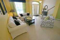 Rental Home Windsor Hills 6 Bedroom near Disney World