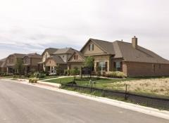 The model home park in the Bellingham Meadows subdivision 78754