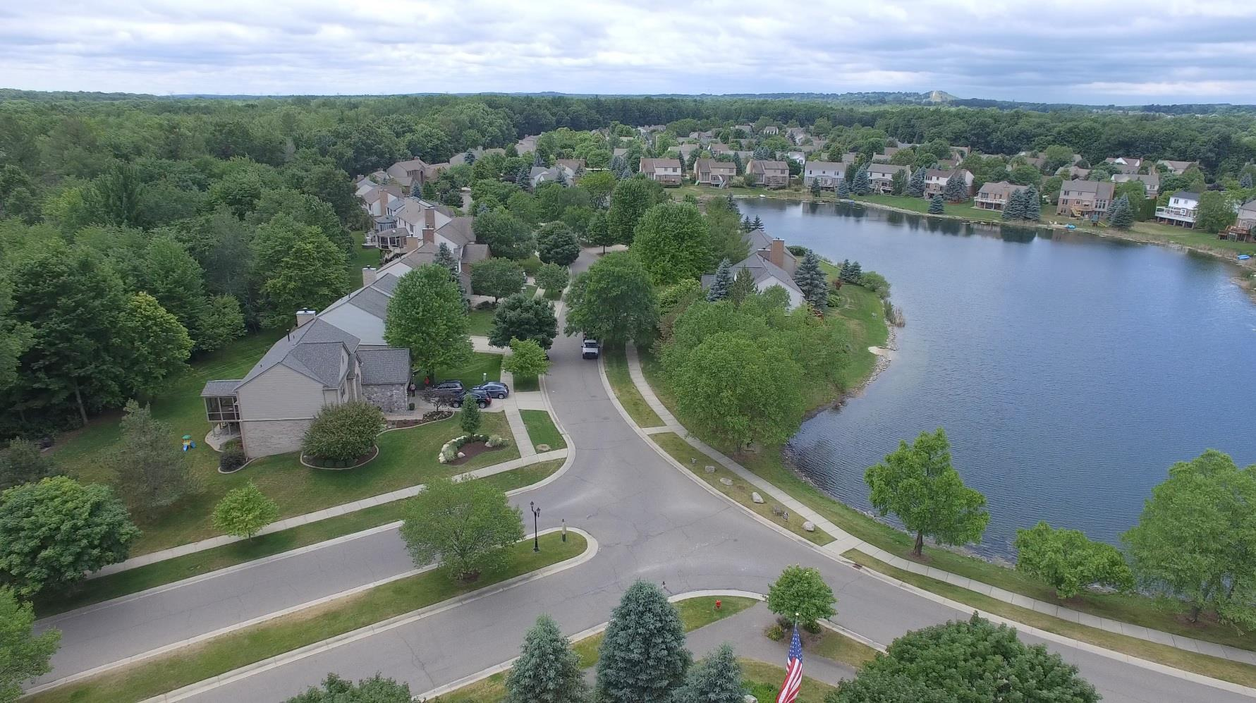 the preserve lake orion mi homes for sale