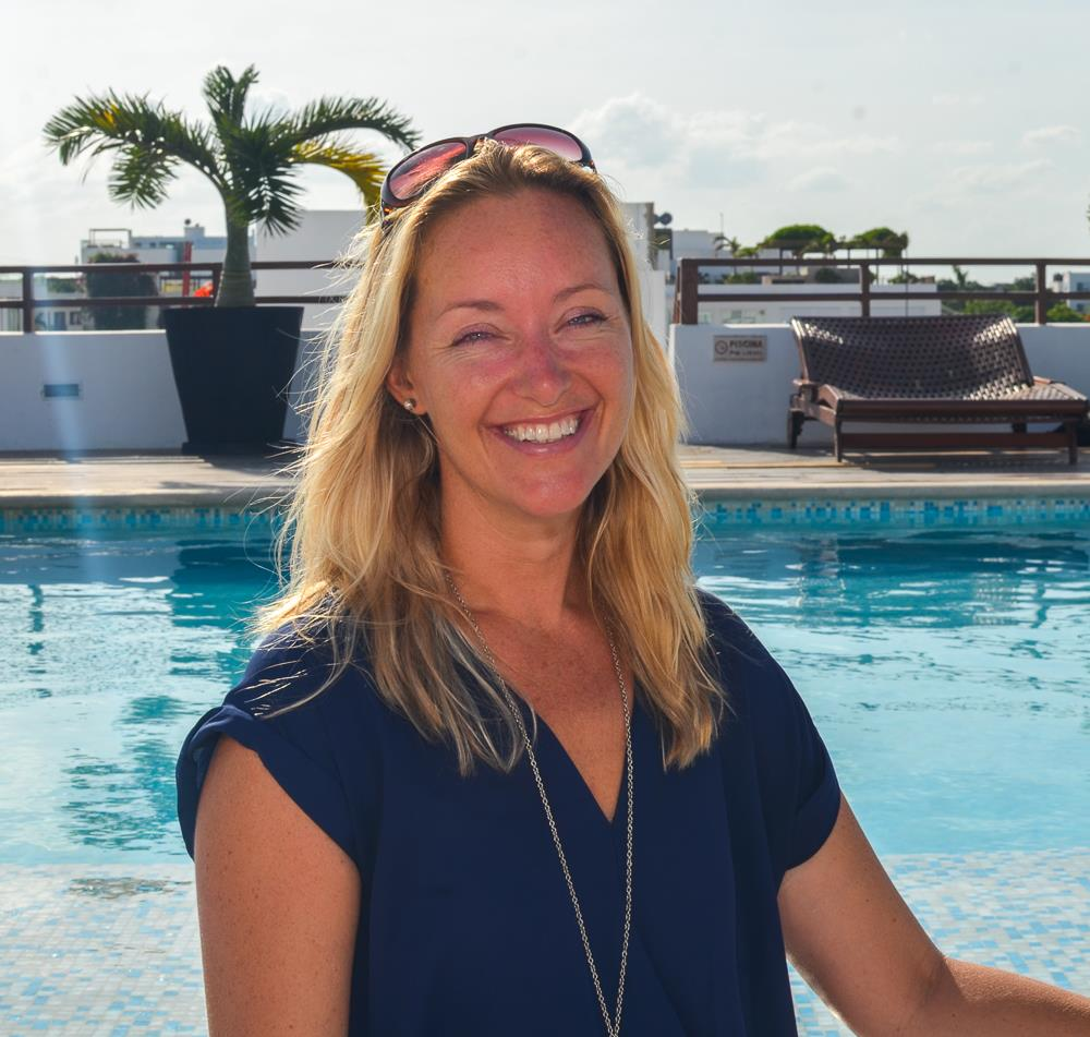 Marieke Brown - Akumal real estate agent