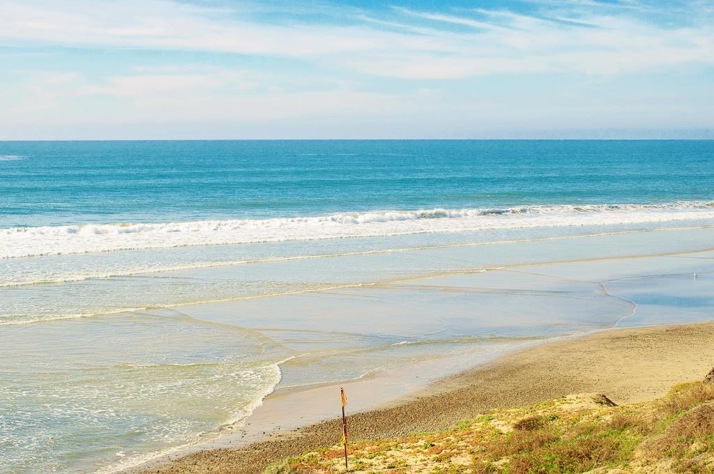Beach at La Perla Residencial