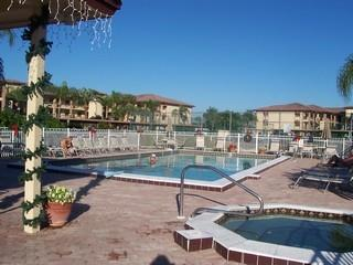 Countryside Naples Fl pool and spa