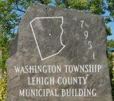 Washington Township in Lehigh Valley