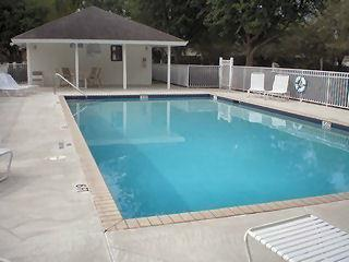 Maplewood Naples Fl neighborhood pool