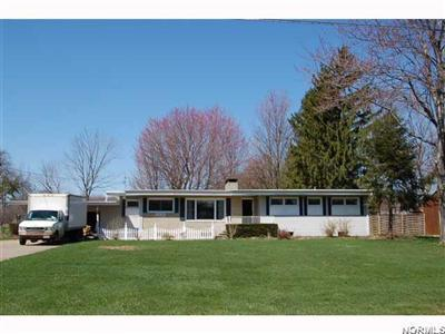 2829 Grafton Rd, Carlisle Twp, Ohio 44044, 3 Bedroom, 3 Full Bath Ranch, Midview Schools, 3-Car Garage, Lg Lot