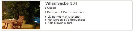 Villa Sacbe 104