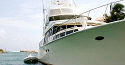 Marina in Puerto Aventuras
