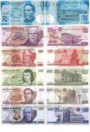 Description: Currency Exchange In Mexico