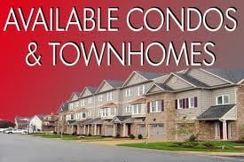 Search active Condos, townhouses & Villas
