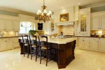 Oakville Luxury Homes with Gourmet Kitchens