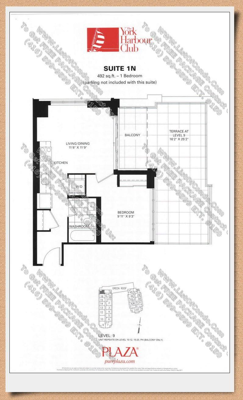 The York Harbour Club Home Leader Realty Inc Maziar