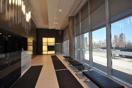 Onyx condominium lobby