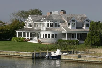 West Michigan Lake Homes