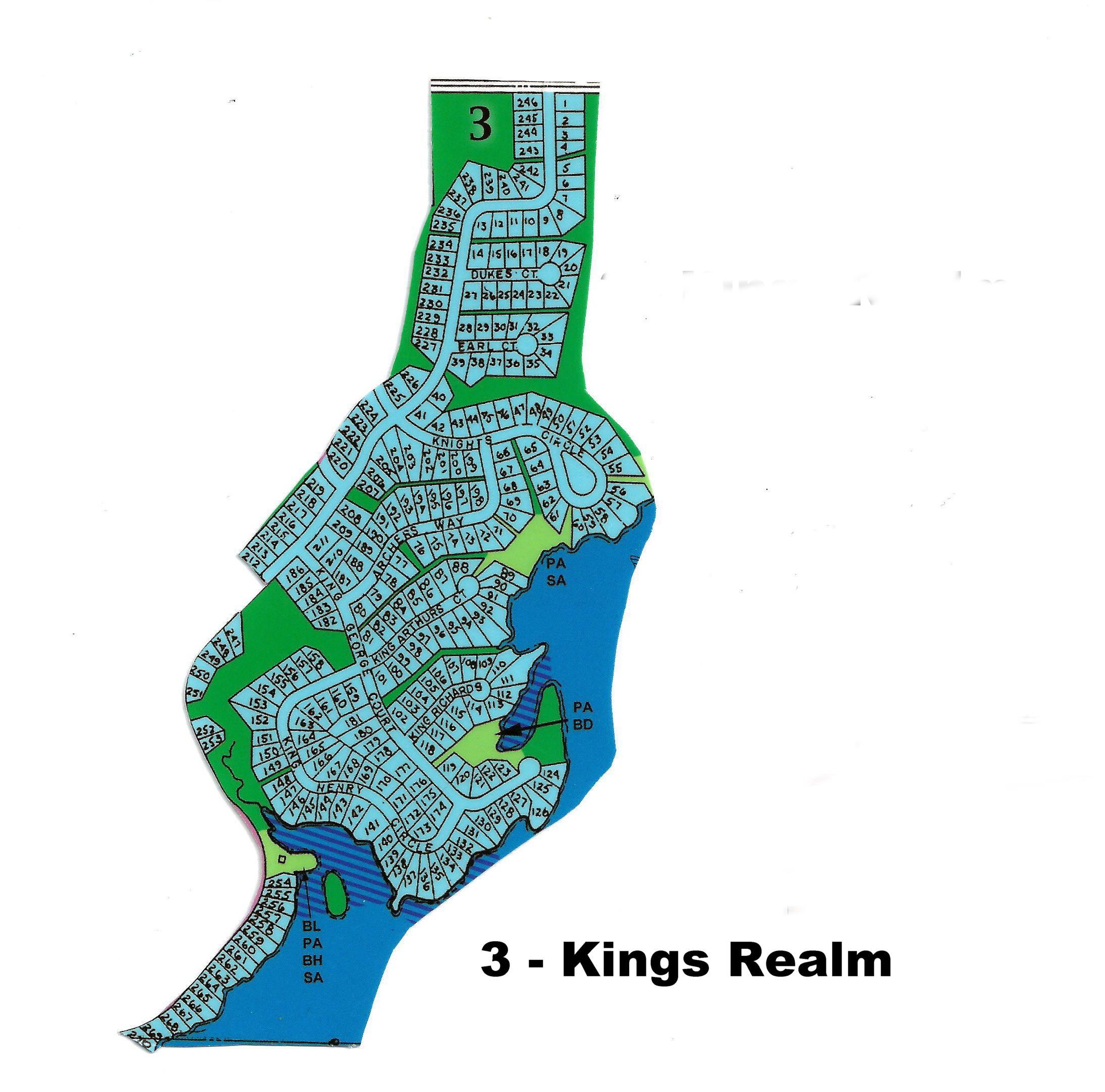 3   - KINGS (K)