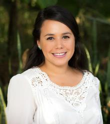 Gabriela Suarez, Receptionist