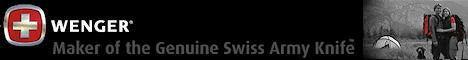 SwissOutpost.com - Wenger Swiss Army Banner
