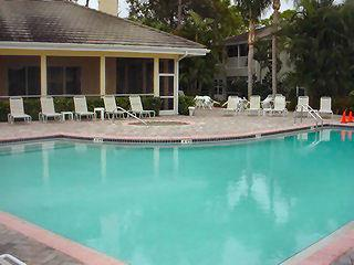 Emerald Bay Naples Fl community pool