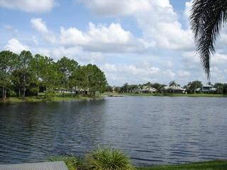 Longshore Lake Naples Fl neighborhood view