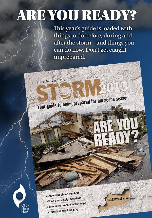 2013 Florida Hurricane Information