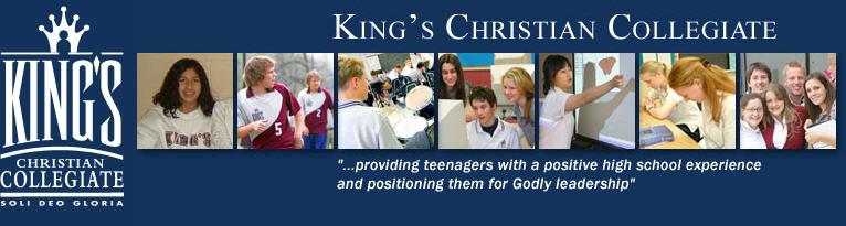 King's Christian College Oakville Ontario -Mary Sturino 905-302-0170