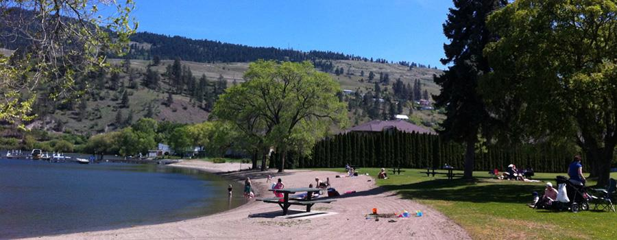 Lake Country - Okanagan, lakes