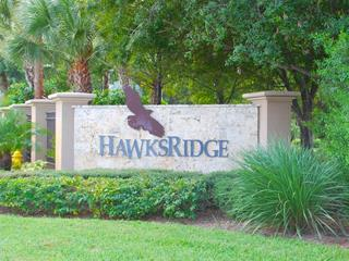 Hawksridge Naples Florida homes