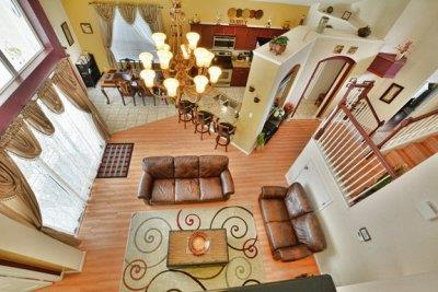 6 bedroom Pool Homes to Rent  Near Disney