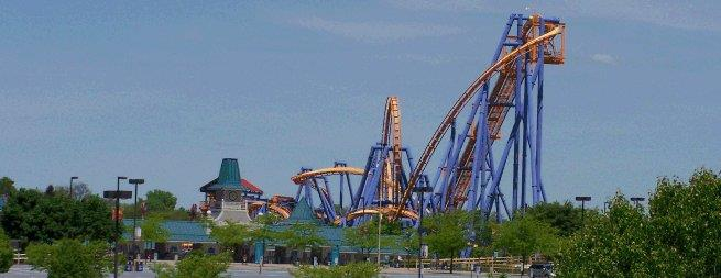 Dorney Park & Wildwater Kingdom in Allentown PA