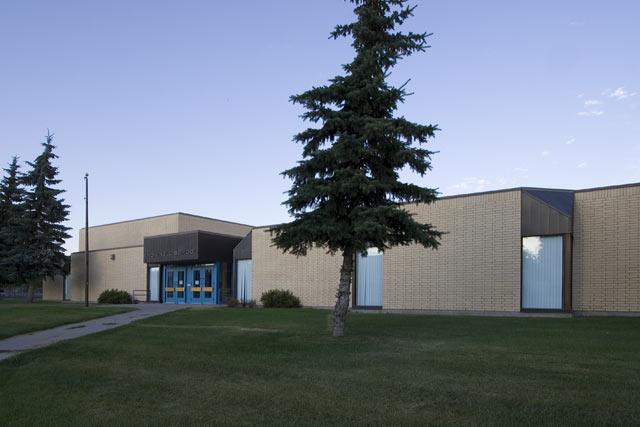 Brownell School in Silverwood Heights, Saskatoon