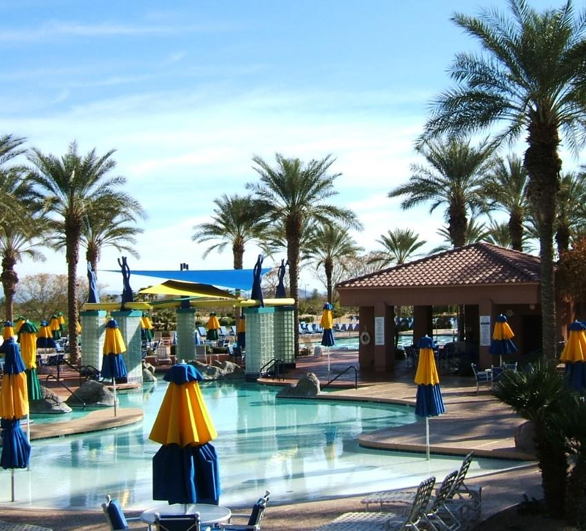Sun City Grand Adobe Pool