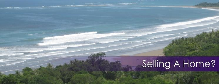 Selling Real Estate in Costa Rica