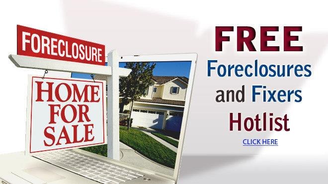 Free, No Obligation Foreclosure and Fix-up Properties