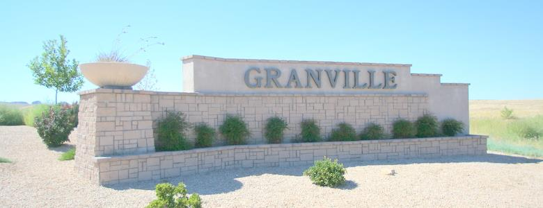 Granville New Homes for Sale