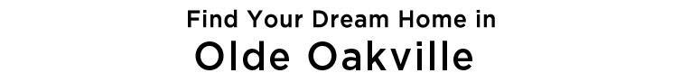 olde oakville real estate