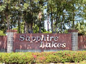 Sapphire Lakes Naples Florida
