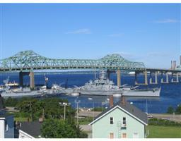 Battleship cove Fall River MA
