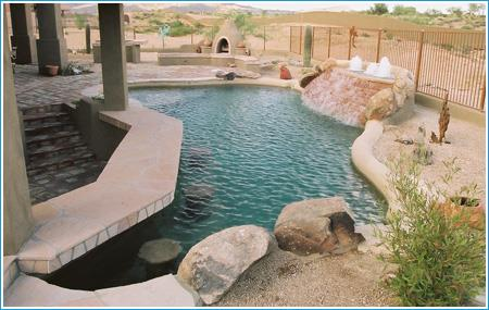 Arizonans love outdoor living space!