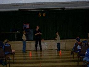 Cub Scout Magic Show in Bethlehem